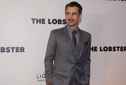 colin farrell actor The Beguiled The Killing of a Sacred Deer