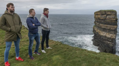 mayo.ie footballers tourism boost county mayo video Wild Atlantic Way