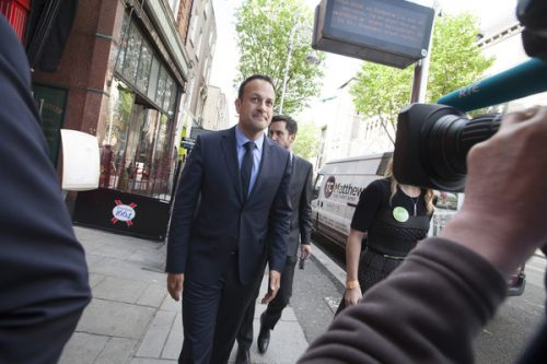 looking closer Leo Varadkar