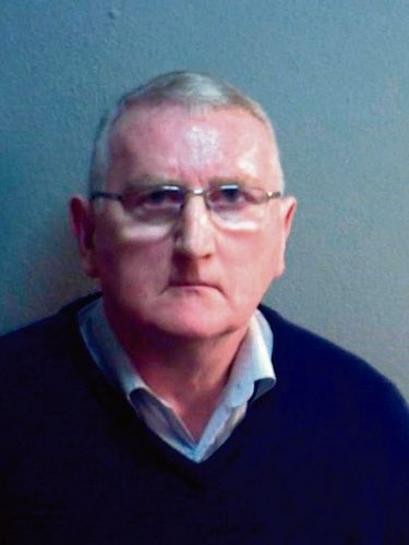Police look victims paedophile priest