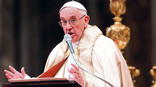 Pope calls for unity after attacks