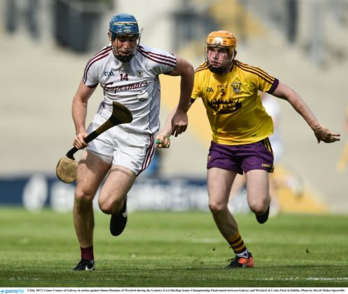 leinster hurling championship final galway show class wexford