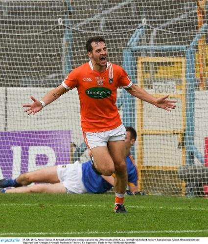 armagh tipperary ireland qualifying revenge