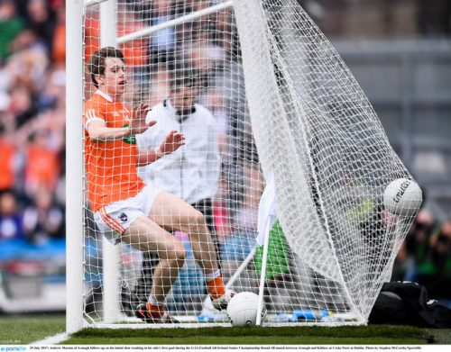 armagh march quarter-finals kildare