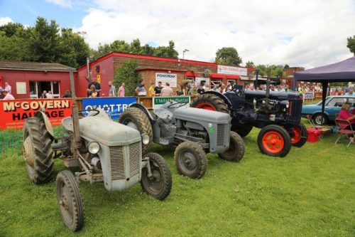 London Irish Vintage Club Charity Day greenford tir chonaill park