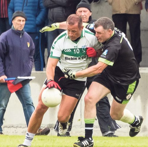 Gaelic football Masters competition london sligo david igoe