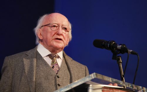 president michael d. Higgins food crisis east africa world response