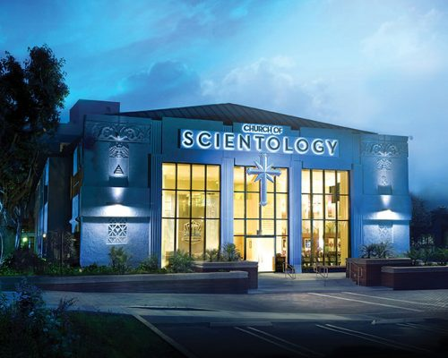 Church Scientology European hub Dublin