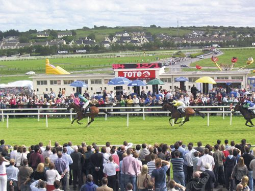 galway races summer festival stringent security checks