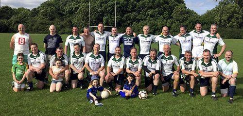 london over forties masters football championship sligo
