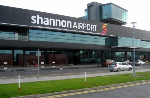 shannon airport runway upgrade