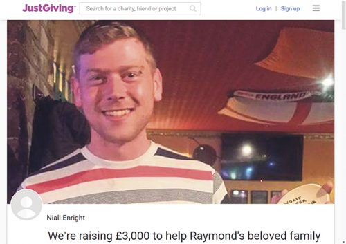 Ray Quaid Cu Chulainns mourn loss teammate