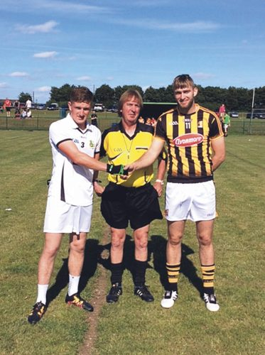 kilkenny warwckshire provincial britain final cats get cream