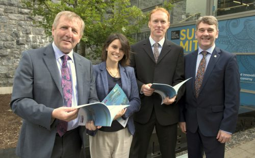 Ireland's Ocean Economy performing strongly NUI Galway report