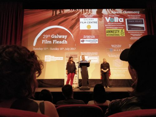 Galway Film Fleadh Announce Award Winners 2017