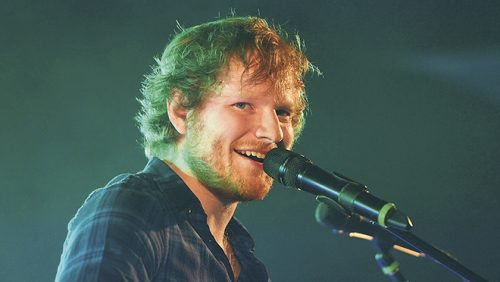 ed sheeran Irish converts 2018 record sales