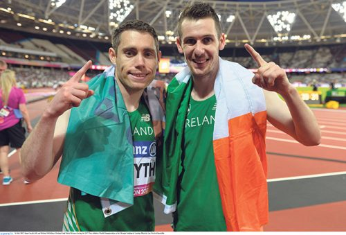 Jason Smyth Michael McKillop World Para Athletics Championships london