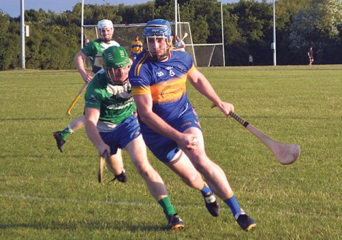 kilburn gaels robert emmets hurling ryan cup semi final