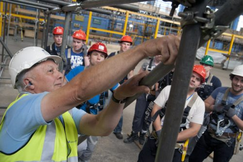 Construction Industry Training Board building industry