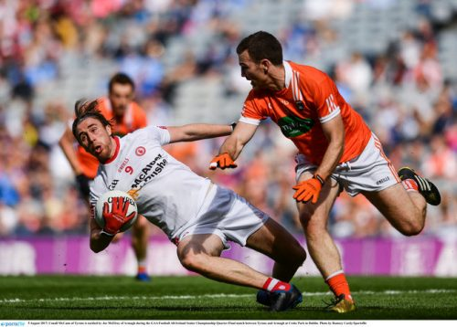 tyrone armagh mickey harte quarter-final ruthless revenge
