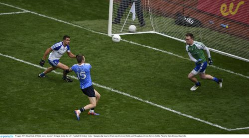 dublin monaghan jim gavin quarter-final controlled composed