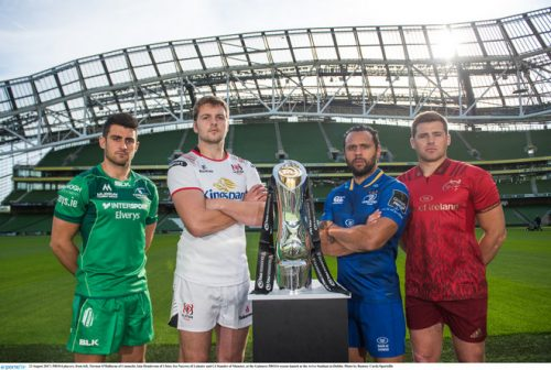 pro14 league revamped South African sides leinster ulster munster connacht