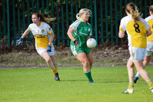 GAA London Ladies retain All British title