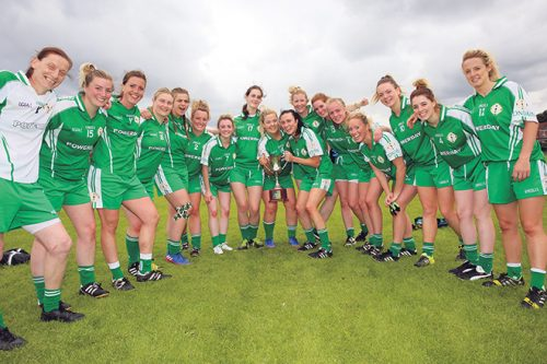 london ladies junior championship final fermanagh seize moment