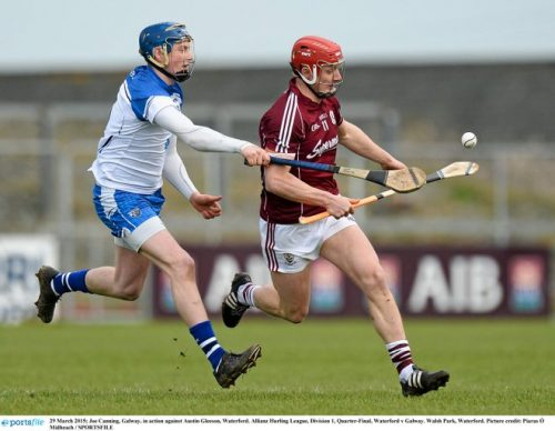 waterford galway senior hurling championship final joe canning austin gleeson