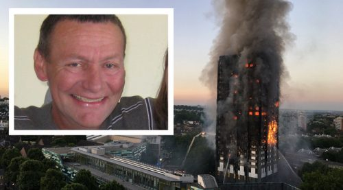 denis murphy Grenfell Tower tragedy 56th victim