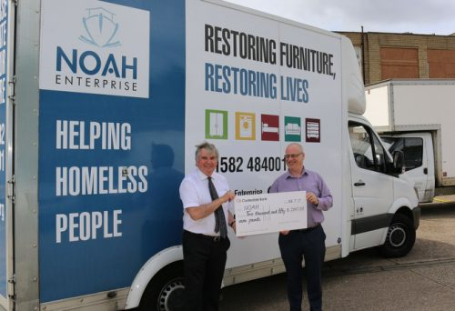 NOAH Enterprise irish run charity SME business awards