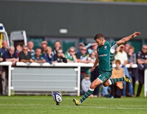 london irish ealing trailfinders Rearguard action