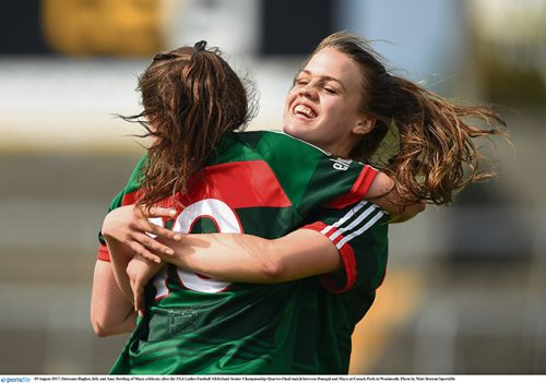 mayo donegal Ladies senior football championship quarter-final
