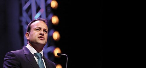 Ireland Wont Build Border says Varadkar