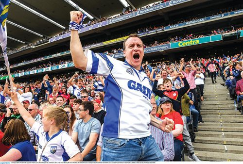 waterford rebels victory championship semi final