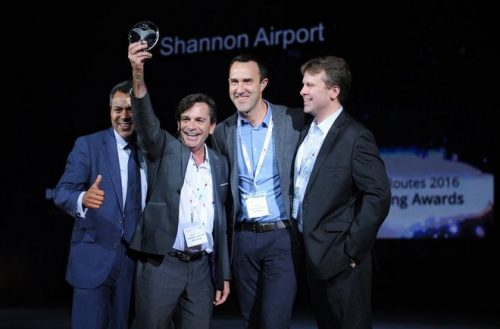 shannon airport prestigious airports awards shortlisted