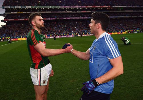 Mayo Dublin senior football championship final