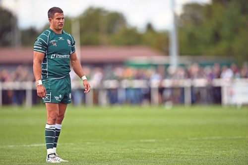 london irish rugby fergus mulchrone aiming high