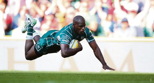 nick Kennedy London Irish winning start harlequins premiership