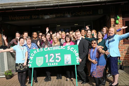 Cricklewood Primary celebrates 125 years anniversary