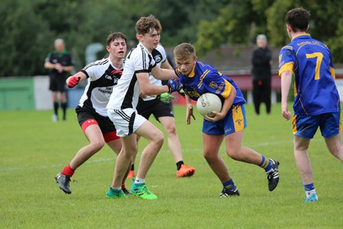 Parnells claim U16 football final thriller