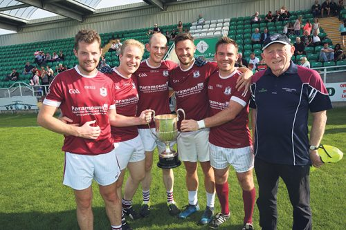 McGirr seals championship Thomas McCurtains