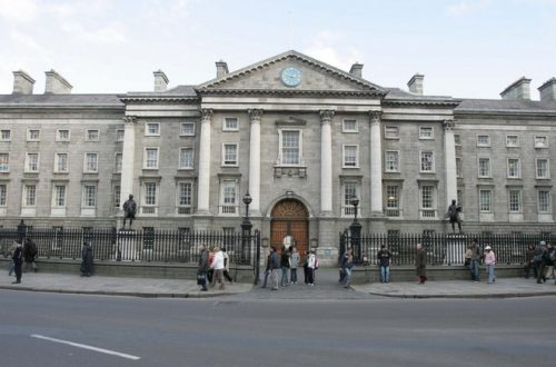 TCD Irish university ranked world's top 200