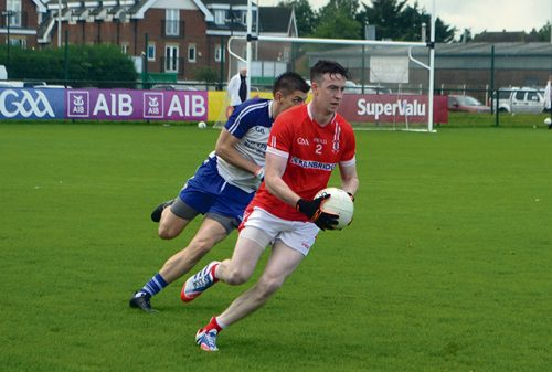 Cuchullains finish strong St Josephs intermediate championship semi-final