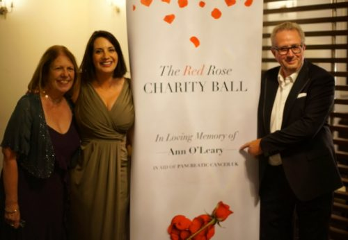 Charity Ball raises £15k Pancreatic Cancer UK