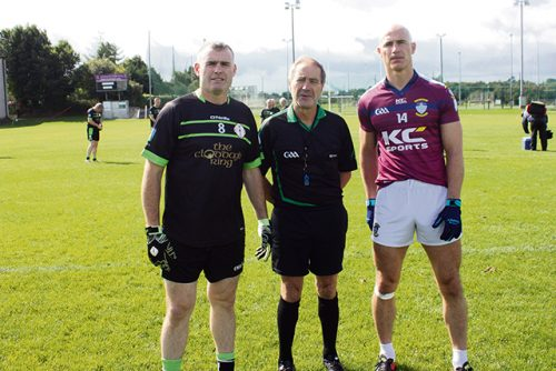 London gaelic masters slick Westmeath