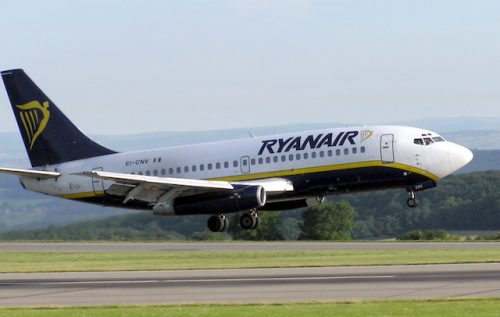 Latest wave Ryanair cancellations affect 40,000 customers