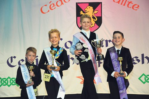 Irish Dancing Coventry Celtic Championships