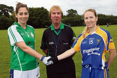 Parnells Ladies retain intermediate title