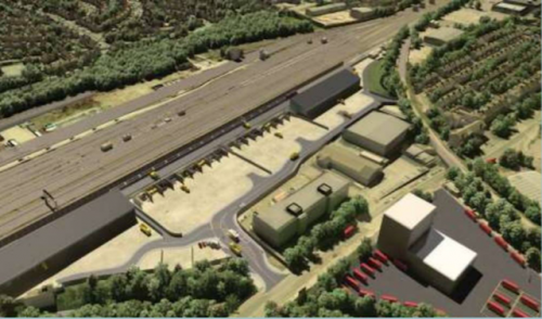 Cricklewood freight super hub plan branded atrocious